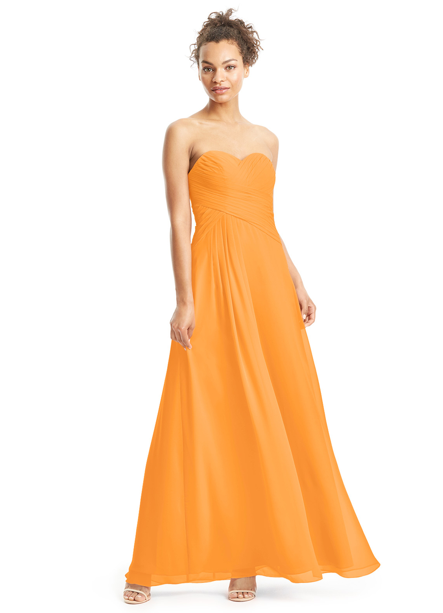 Azazie Magnolia Bridesmaid Dress