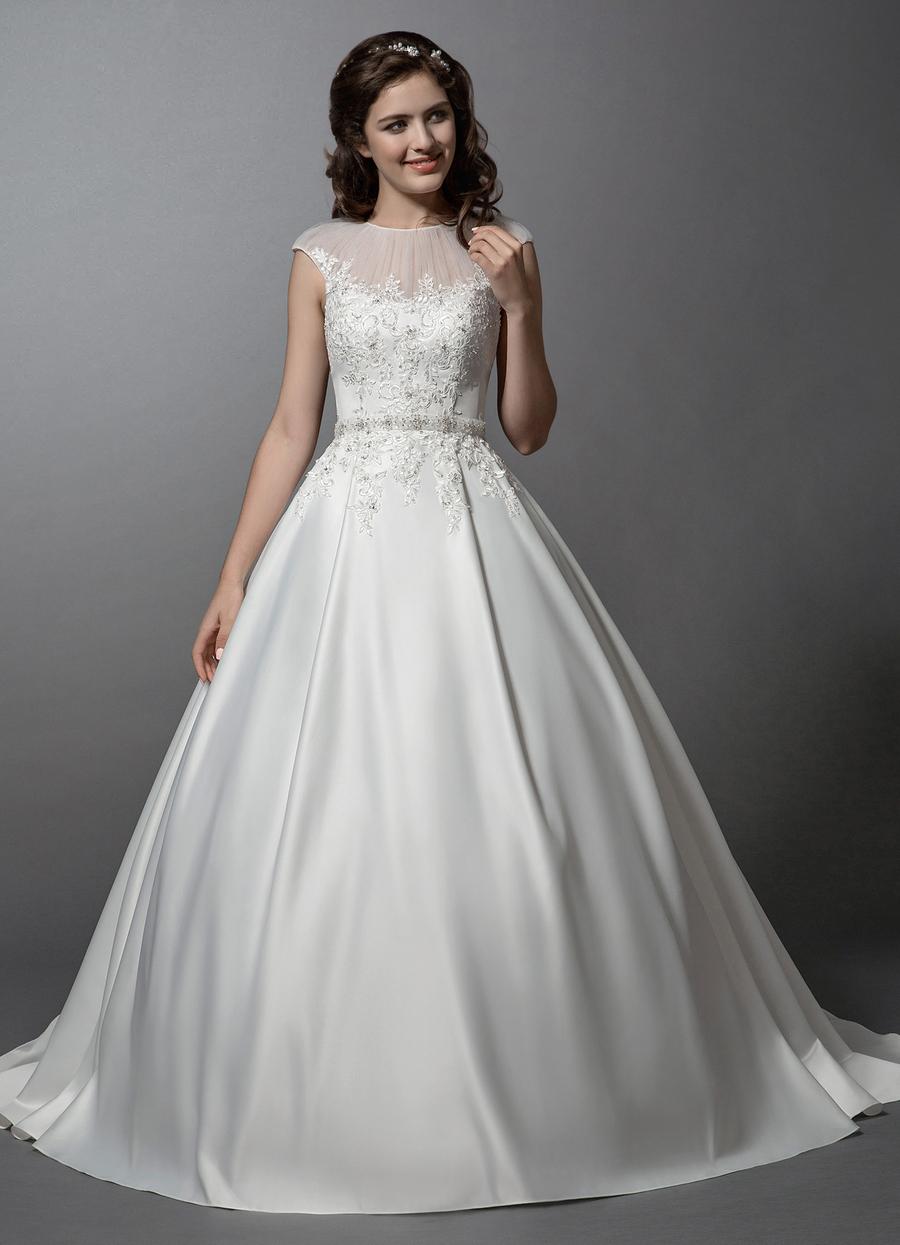 Azazie Akira Wedding Dress