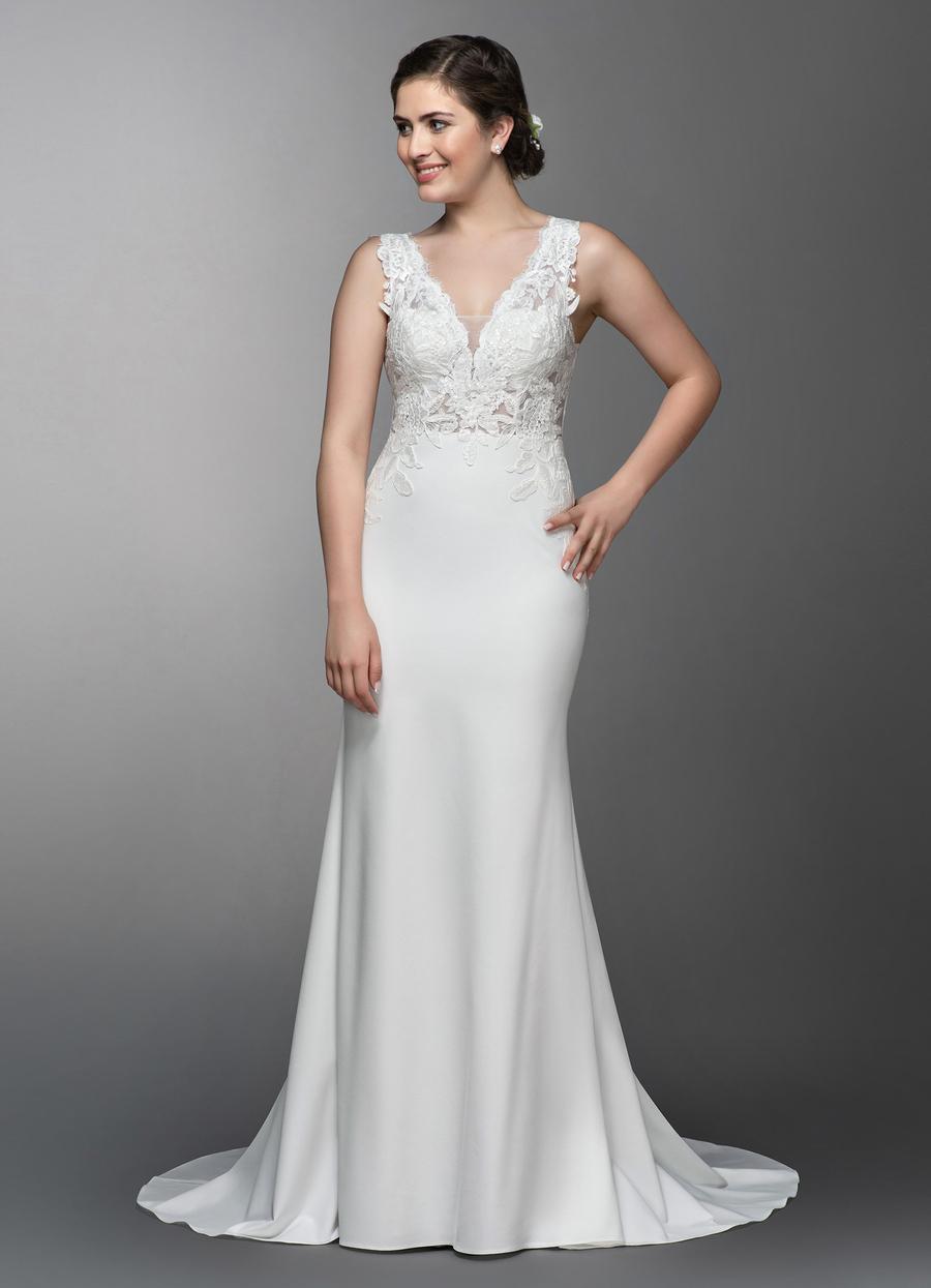 Azazie Monaco Wedding Dress