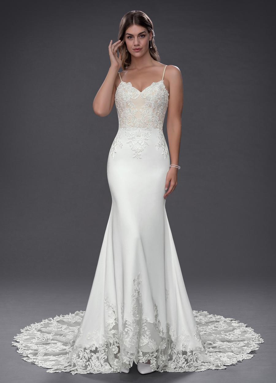 Azazie Cynthia Wedding Dress