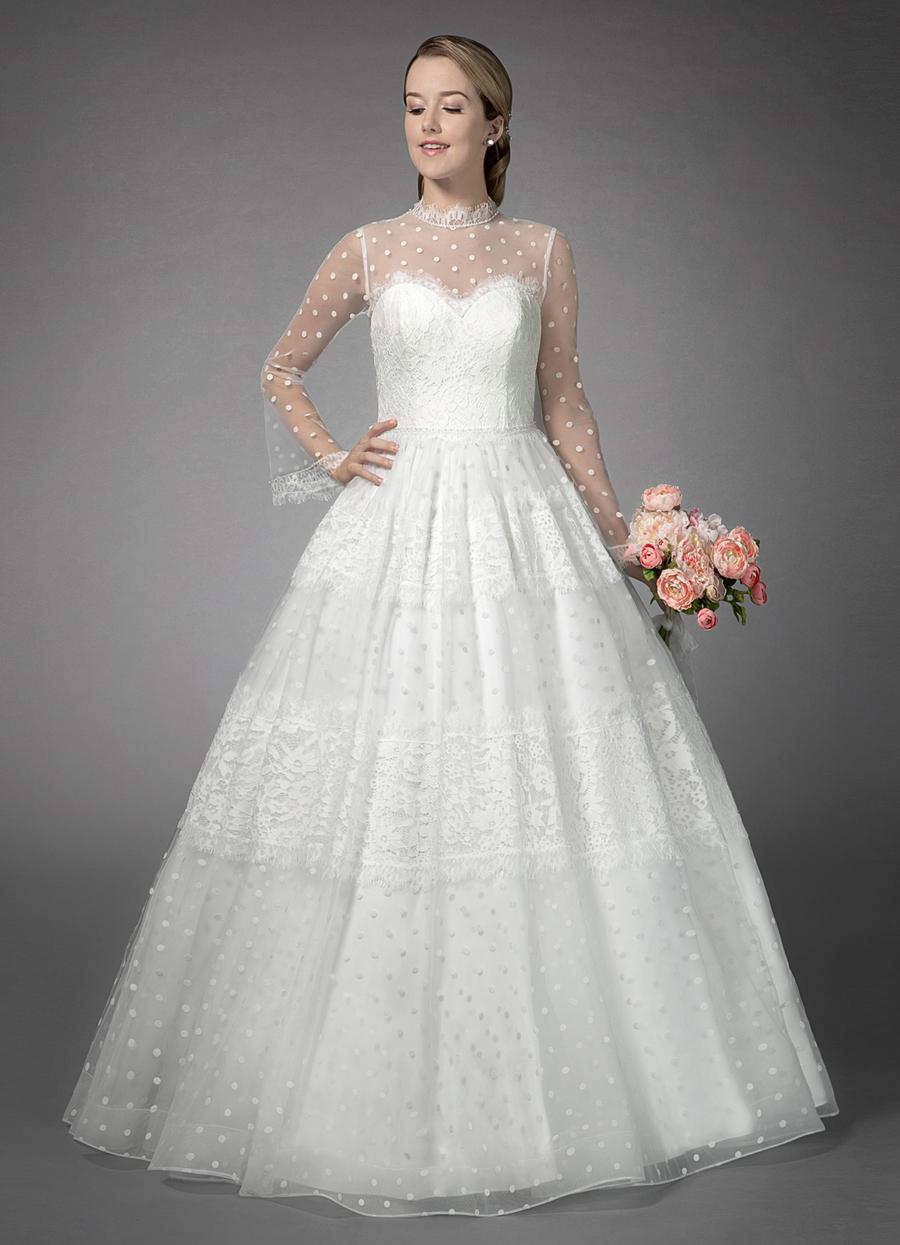 Azazie Constance Wedding Dress