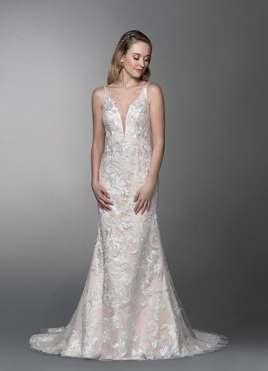 Azazie Aphrodite Wedding Dress