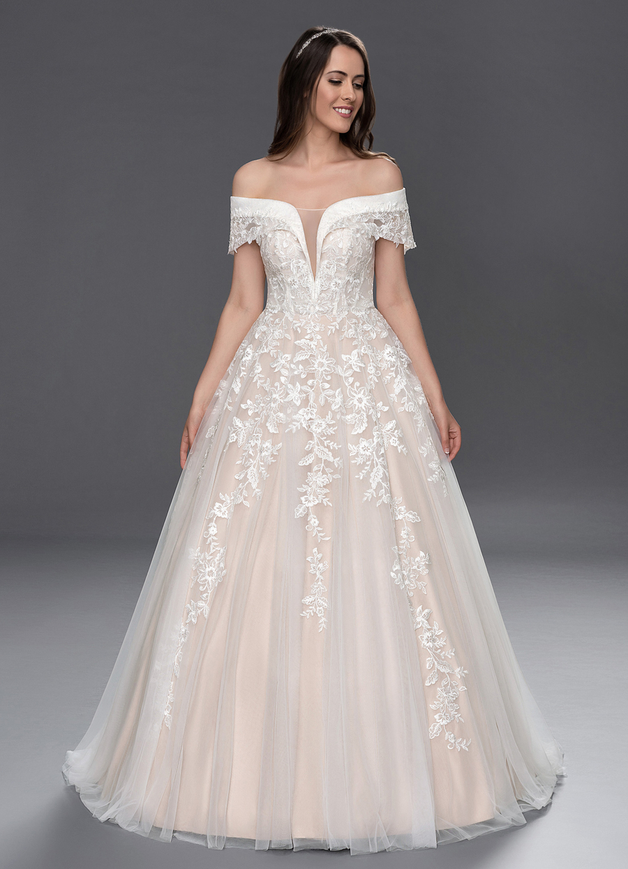 Azazie Ariana Wedding Dress
