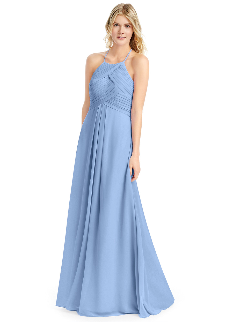 Azazie Ginger Bridesmaid Dress