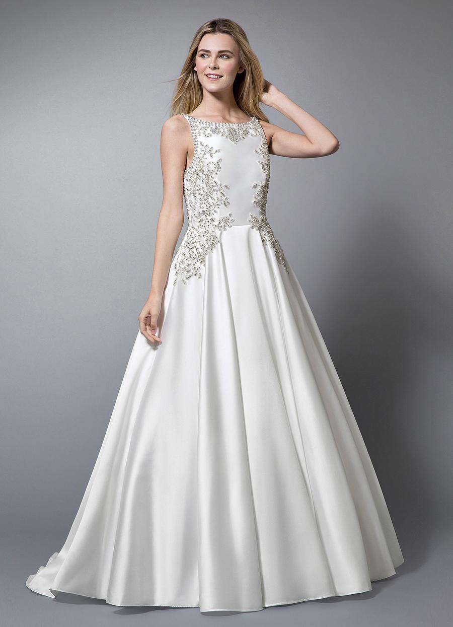 Azazie Barbara Wedding Dress
