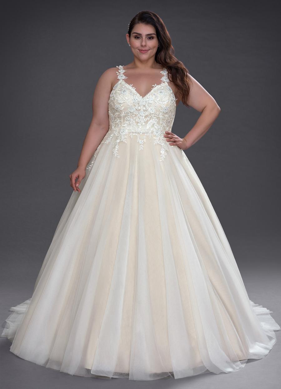 Plus Size Wedding Dresses, Bridal Gowns, Wedding Gowns | Azazie