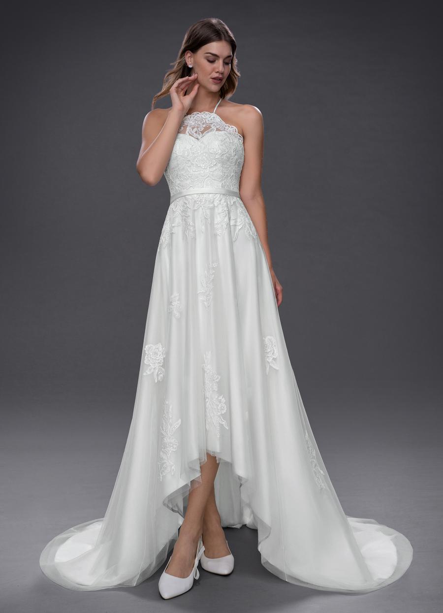 Azazie Rhiannon Wedding Dress
