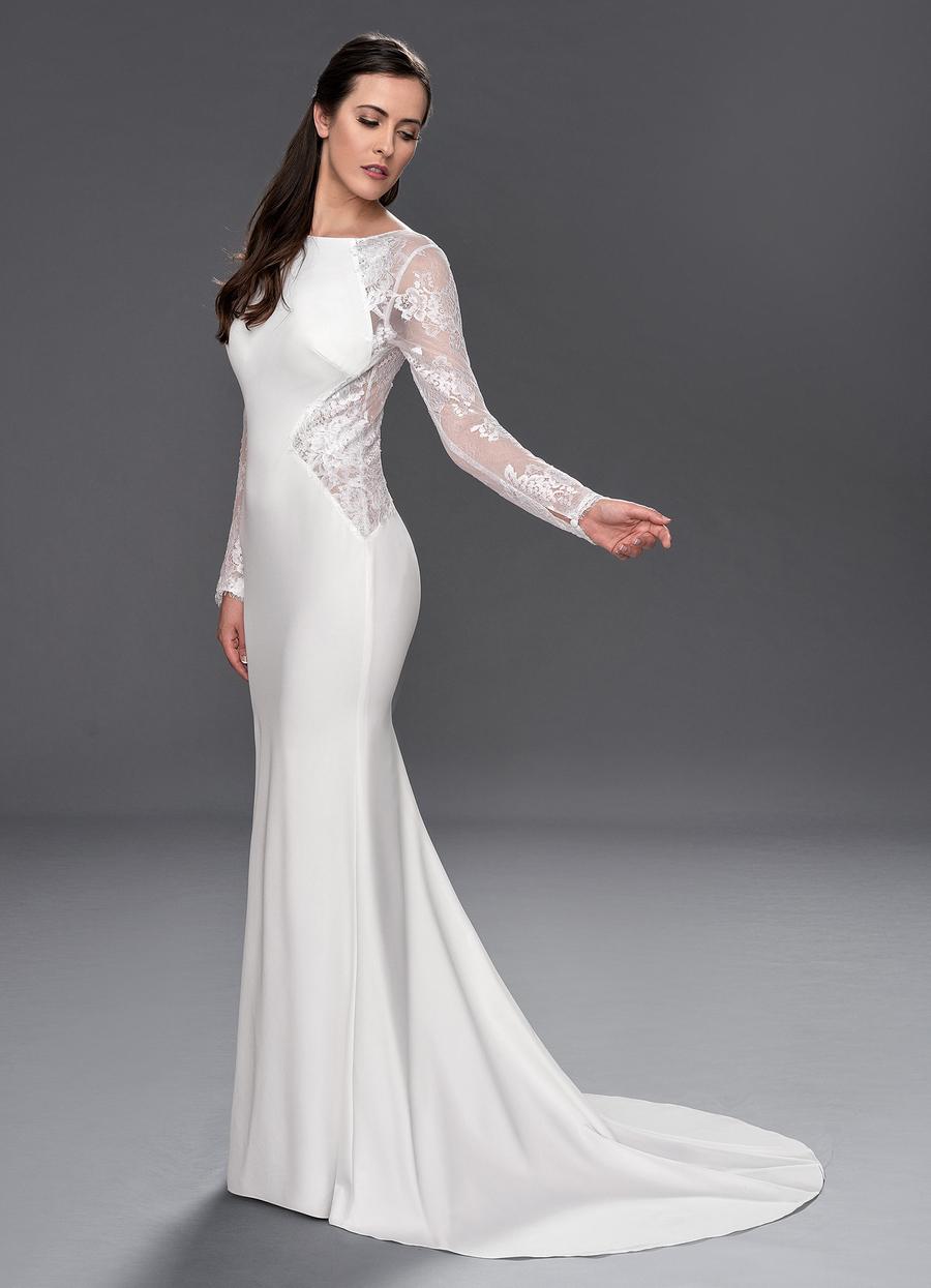 Azazie Vervain Wedding Dress