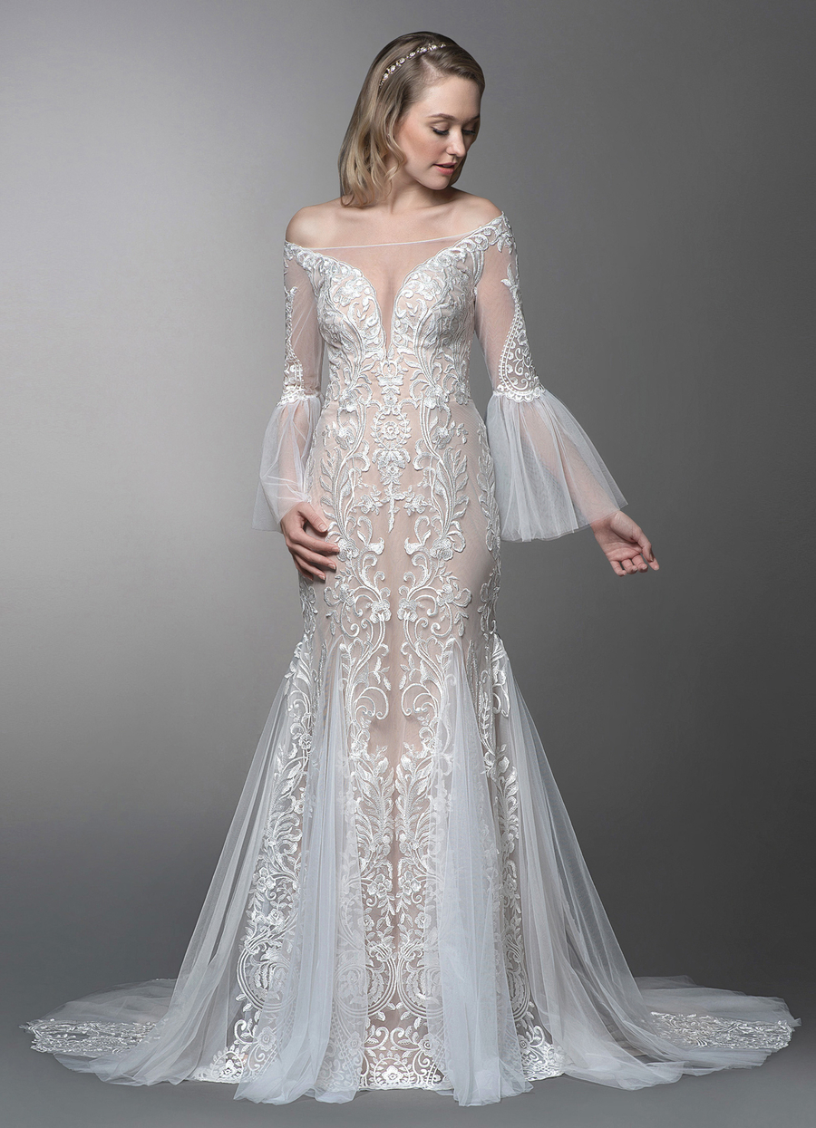 Azazie Betiana Wedding Dress