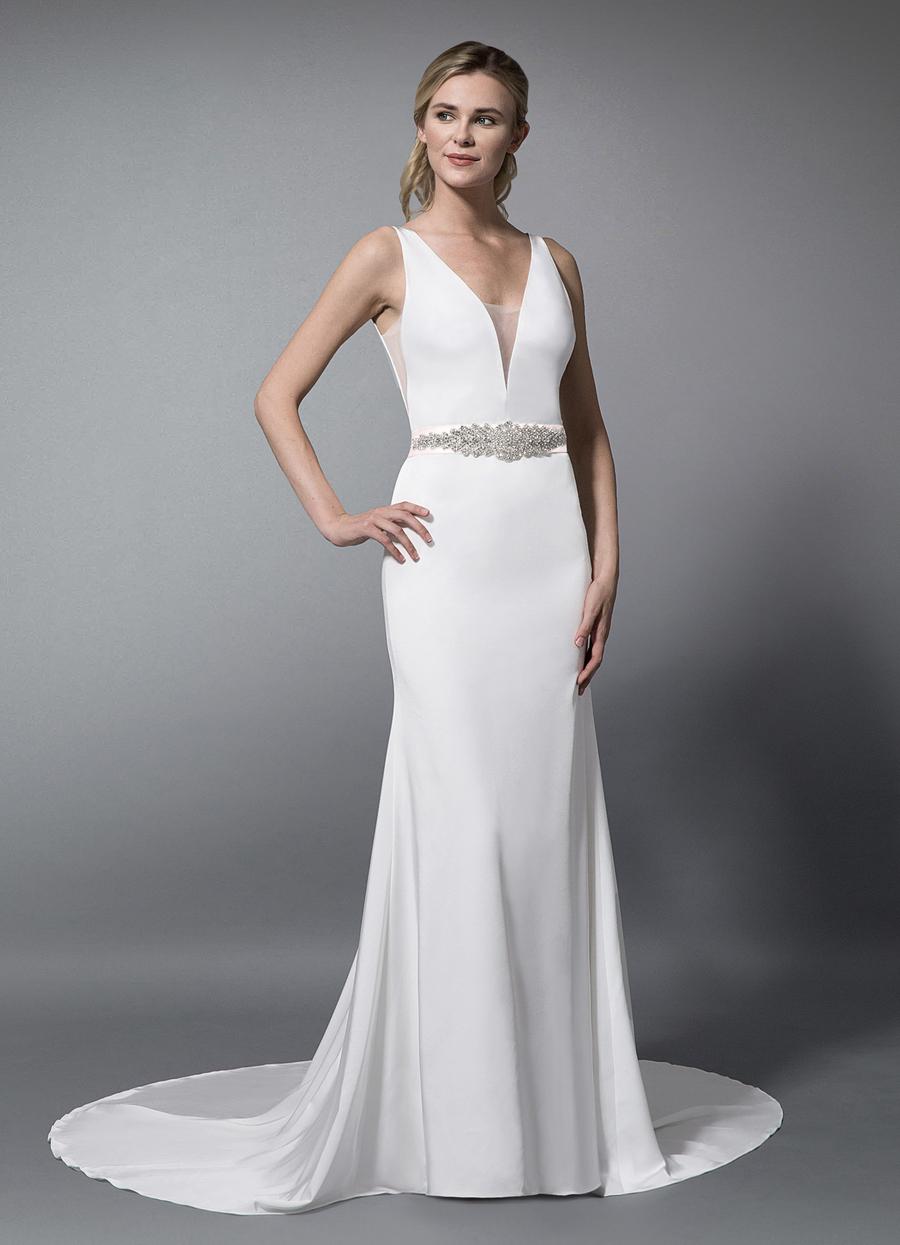 Azazie Destiny Wedding Dress