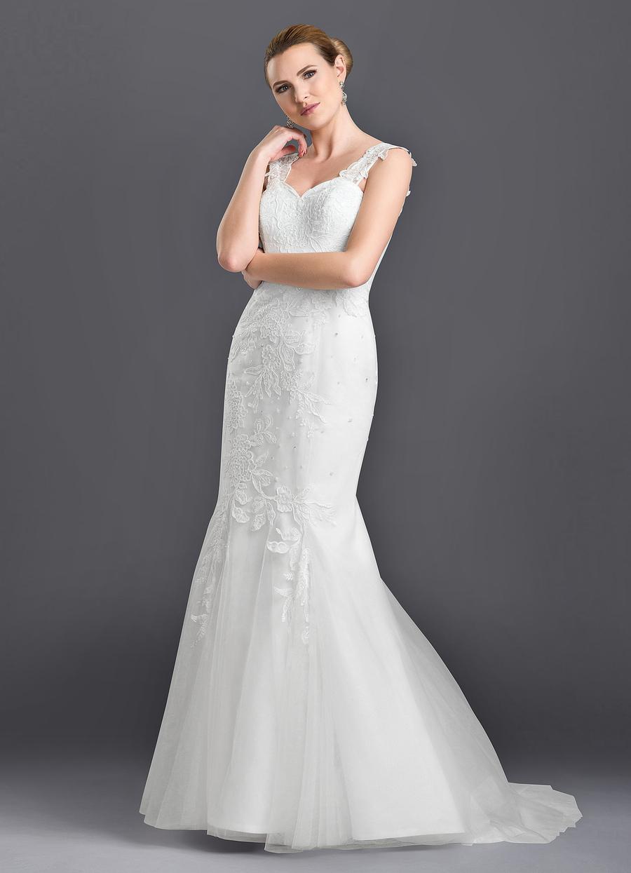 Azazie Elliana Wedding Dress