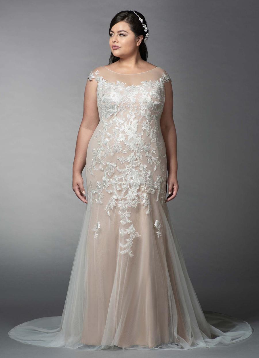 Azazie Eudora Wedding Dress