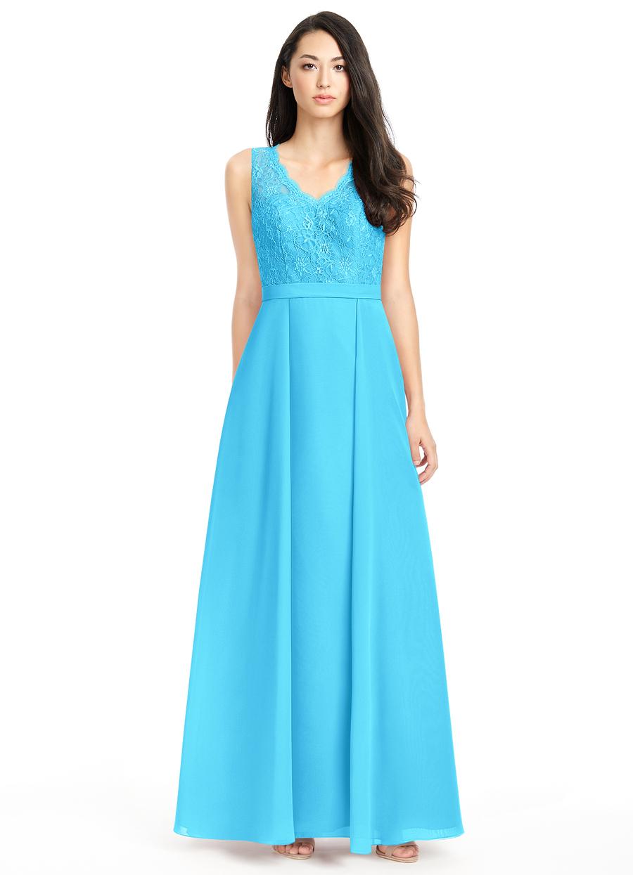 Azazie Britney Bridesmaid Dress