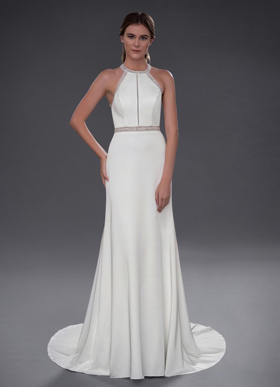 Azazie Wesley Wedding Dress