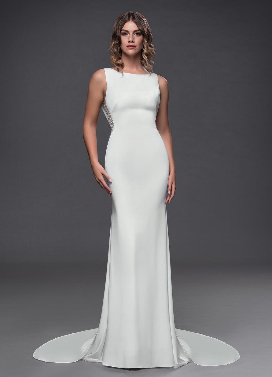 Azazie Celine Wedding Dress