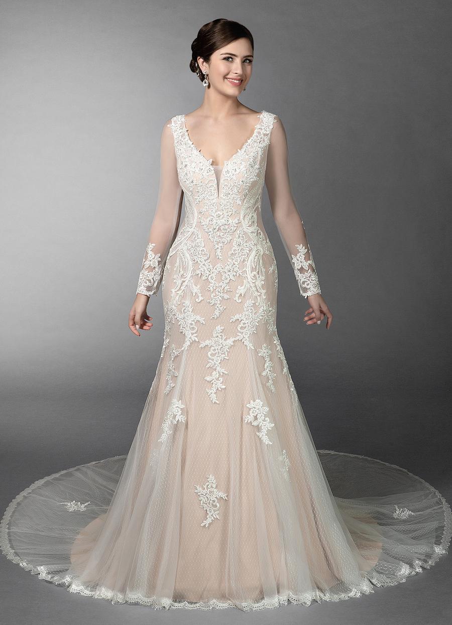 Azazie Wilma Wedding Dress