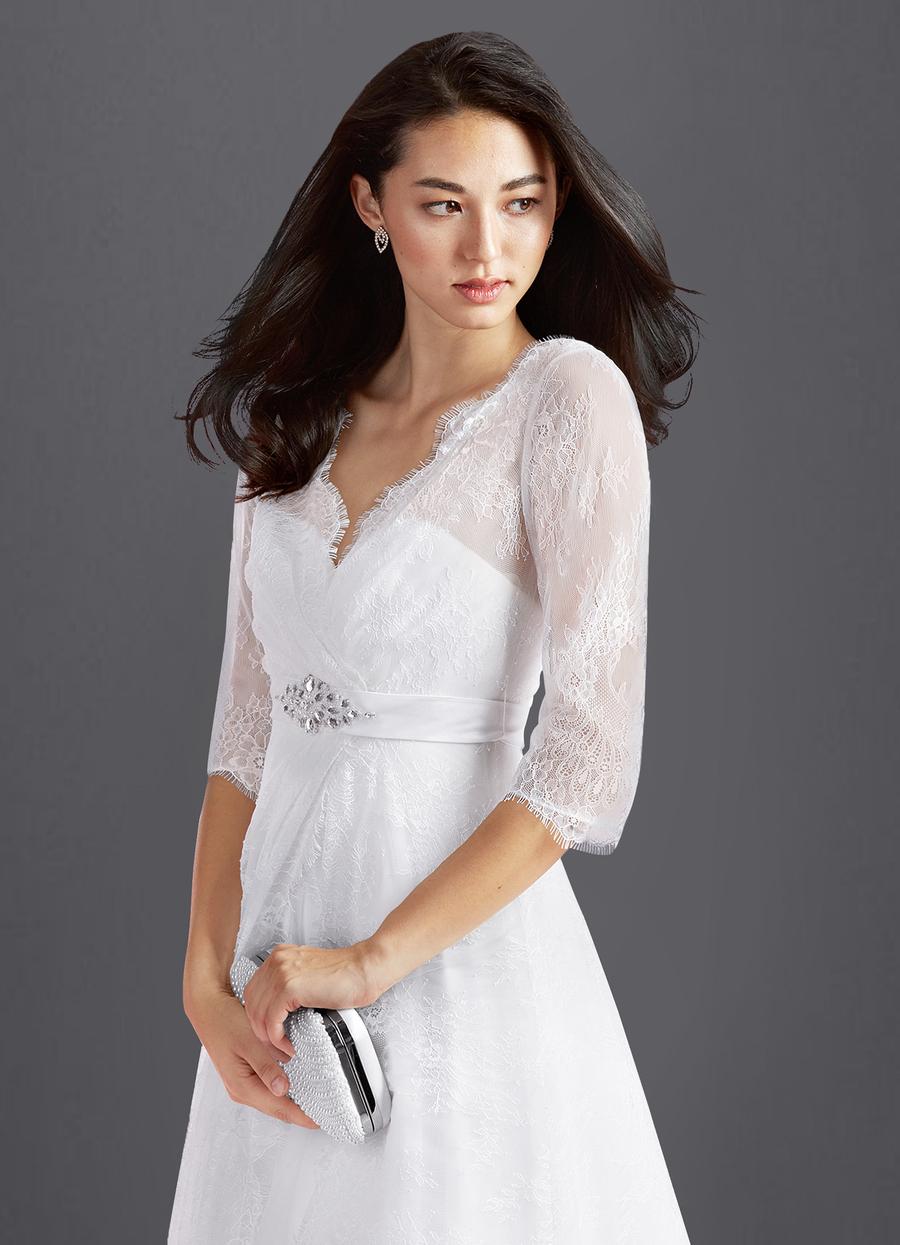 Azazie Autumn Wedding Dress