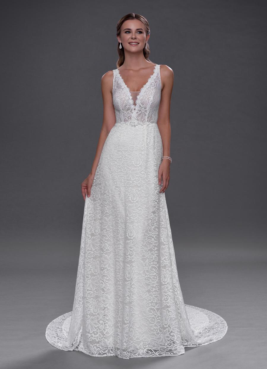 Azazie Thalia Wedding Dress
