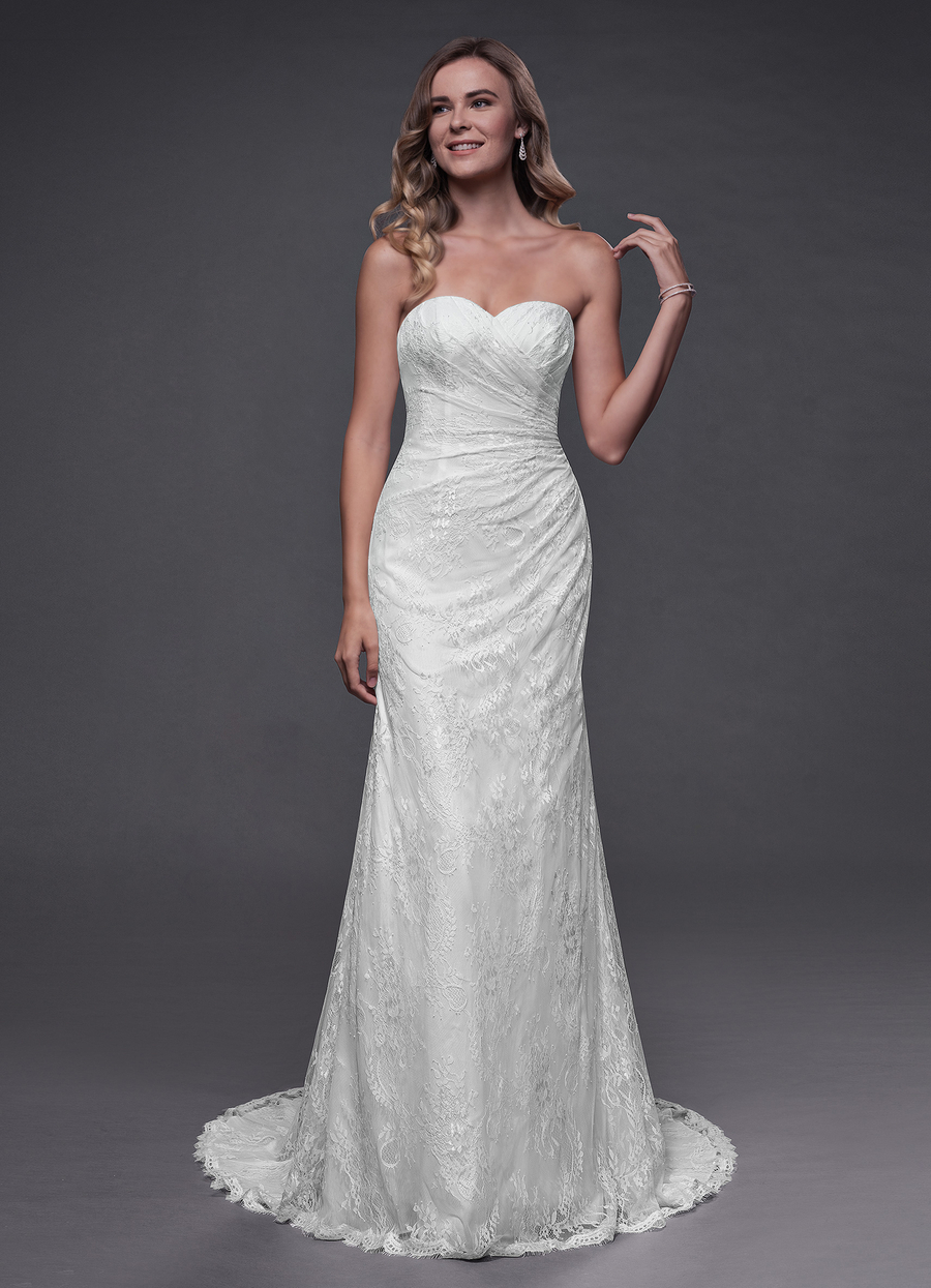 Azazie Linda Wedding Dress