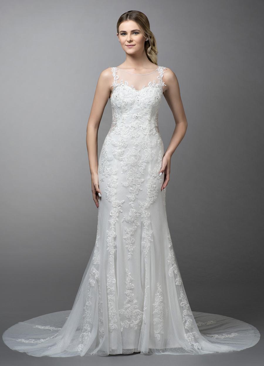 Azazie Analiese Wedding Dress