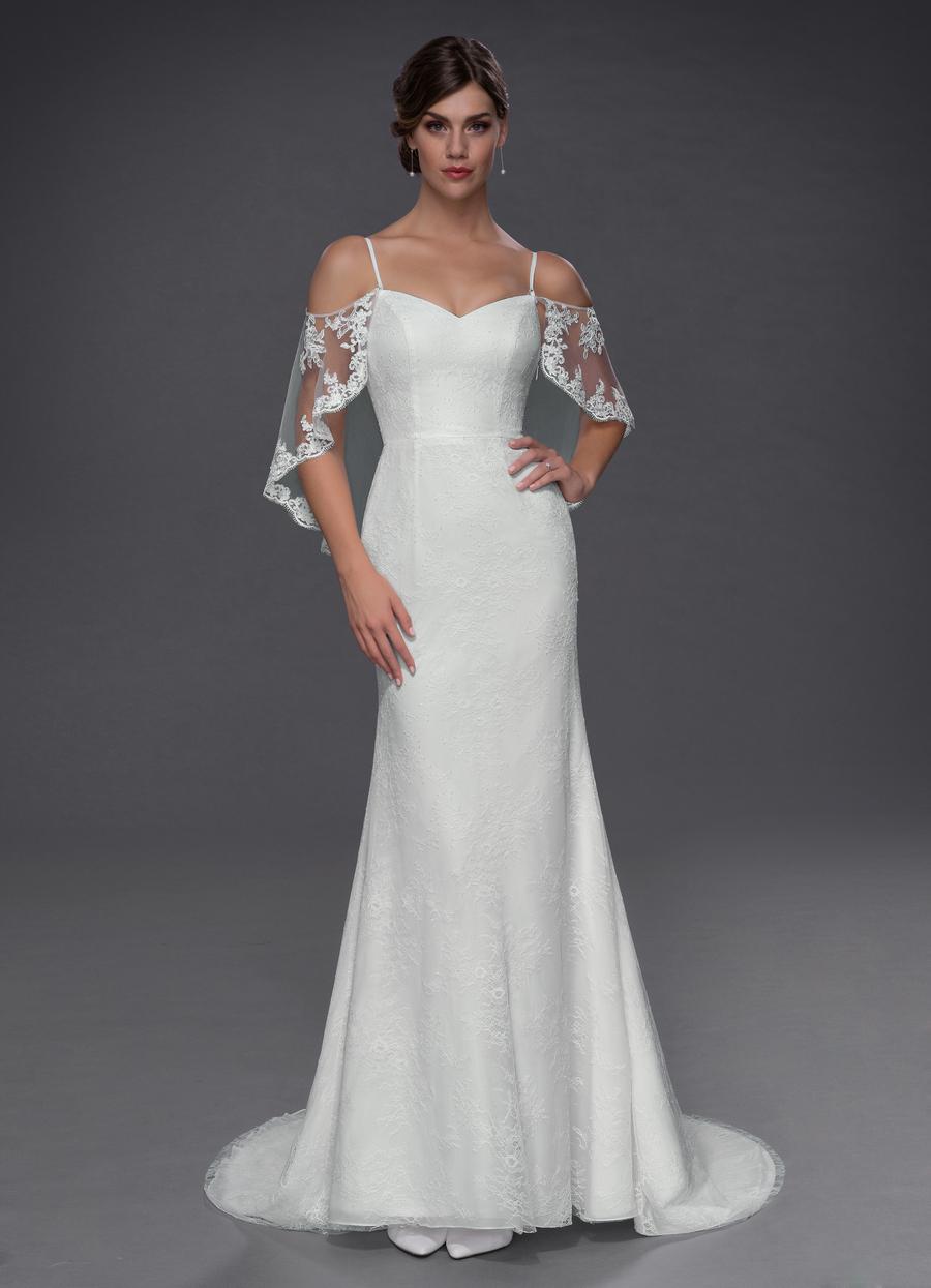 Azazie Phoenix Wedding Dress