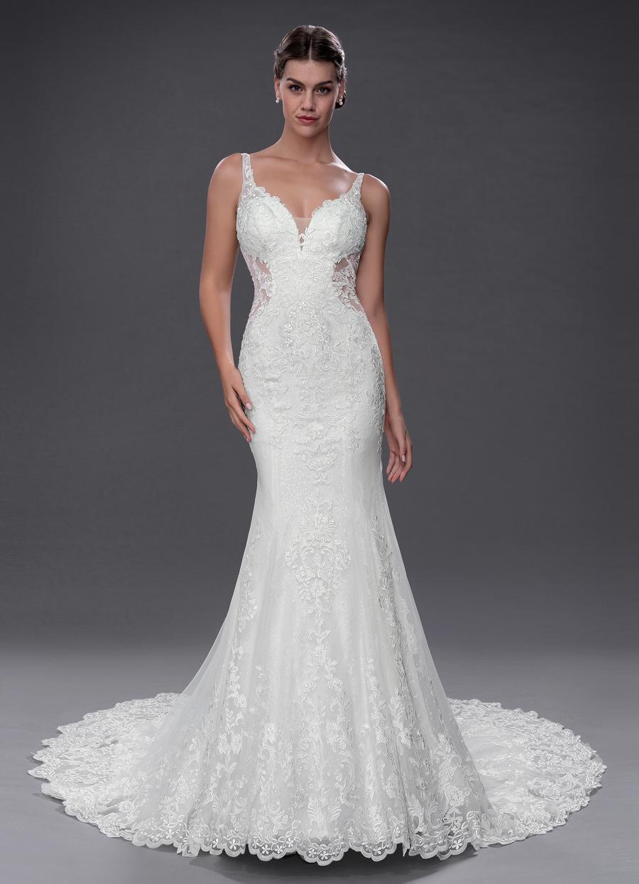 Azazie Meghan Wedding Dress
