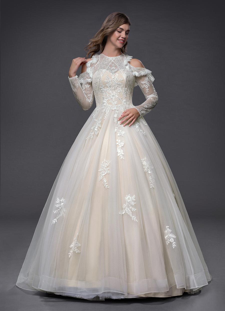 Azazie Isabella Wedding Dress