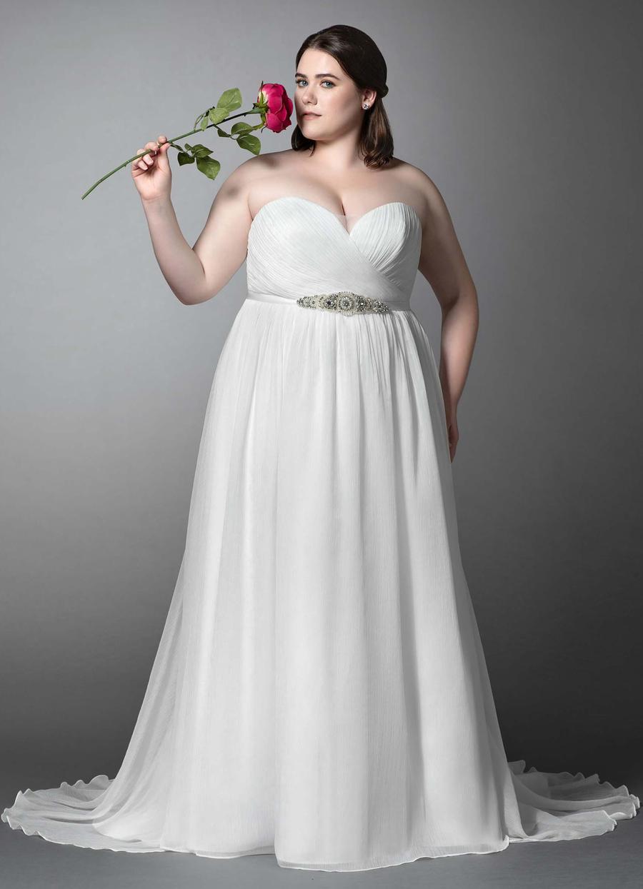 Azazie Dia Wedding Dress
