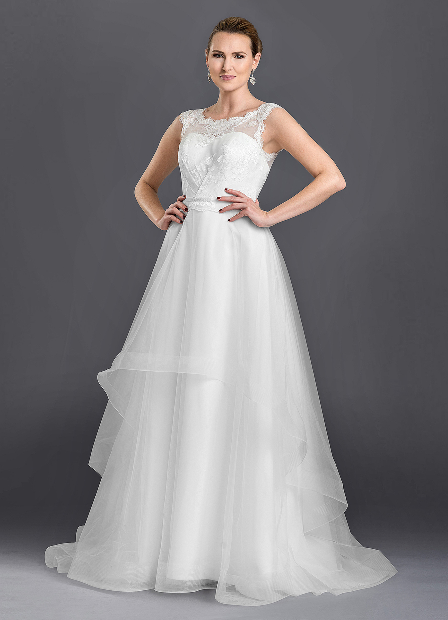Azazie Felicia Wedding Dress