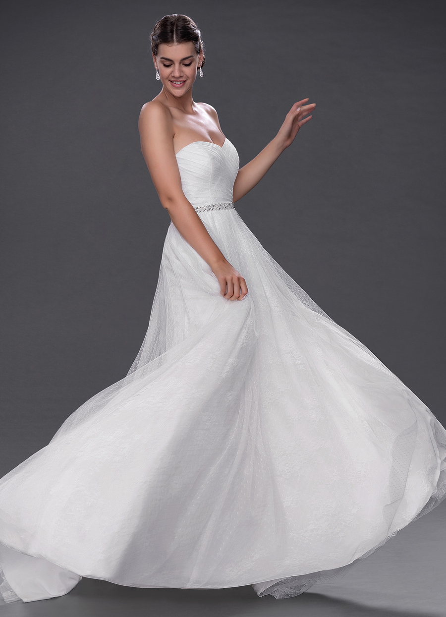 Azazie Margaret Wedding Dress