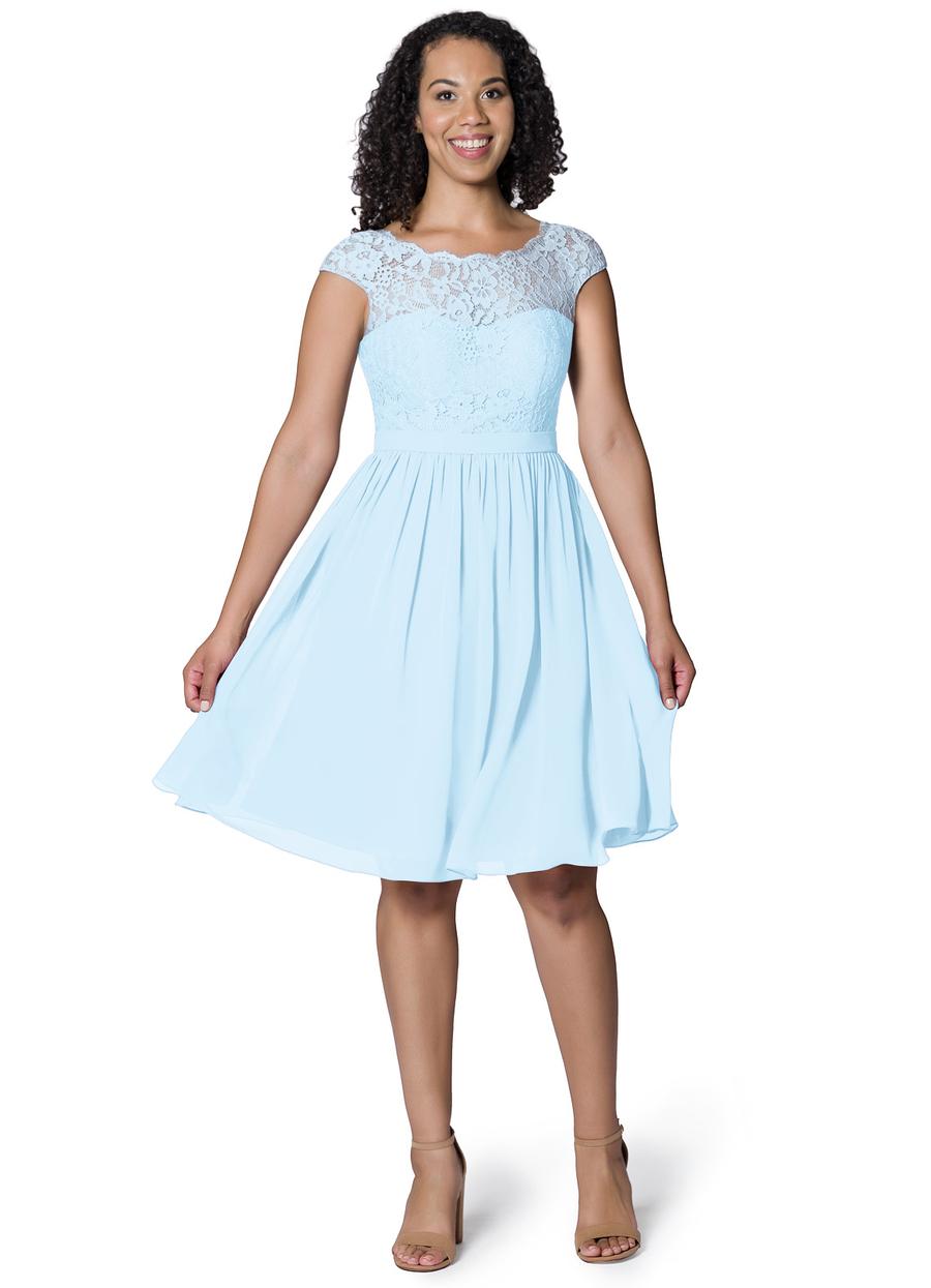 Azazie Shivani Bridesmaid Dress