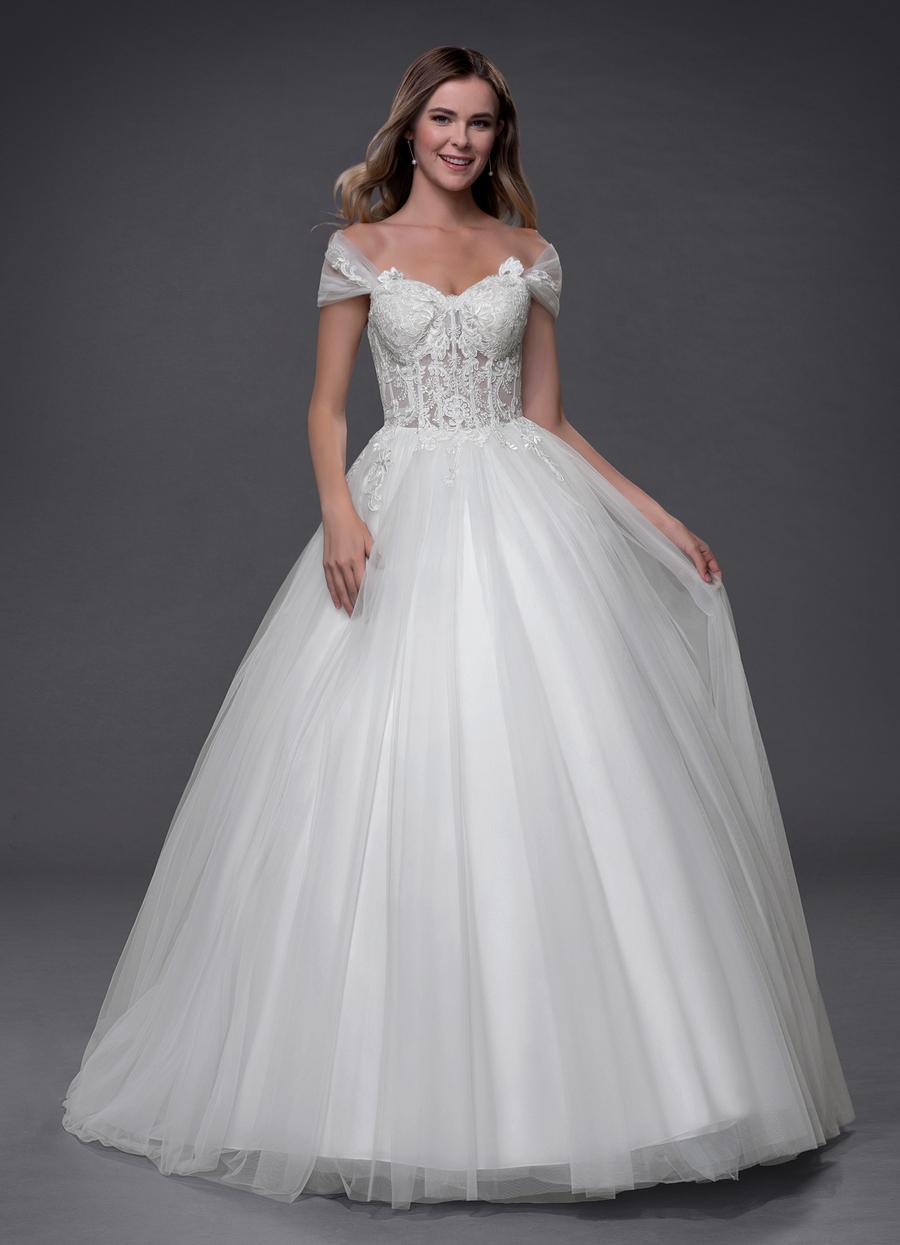 Azazie Frannie Wedding Dress