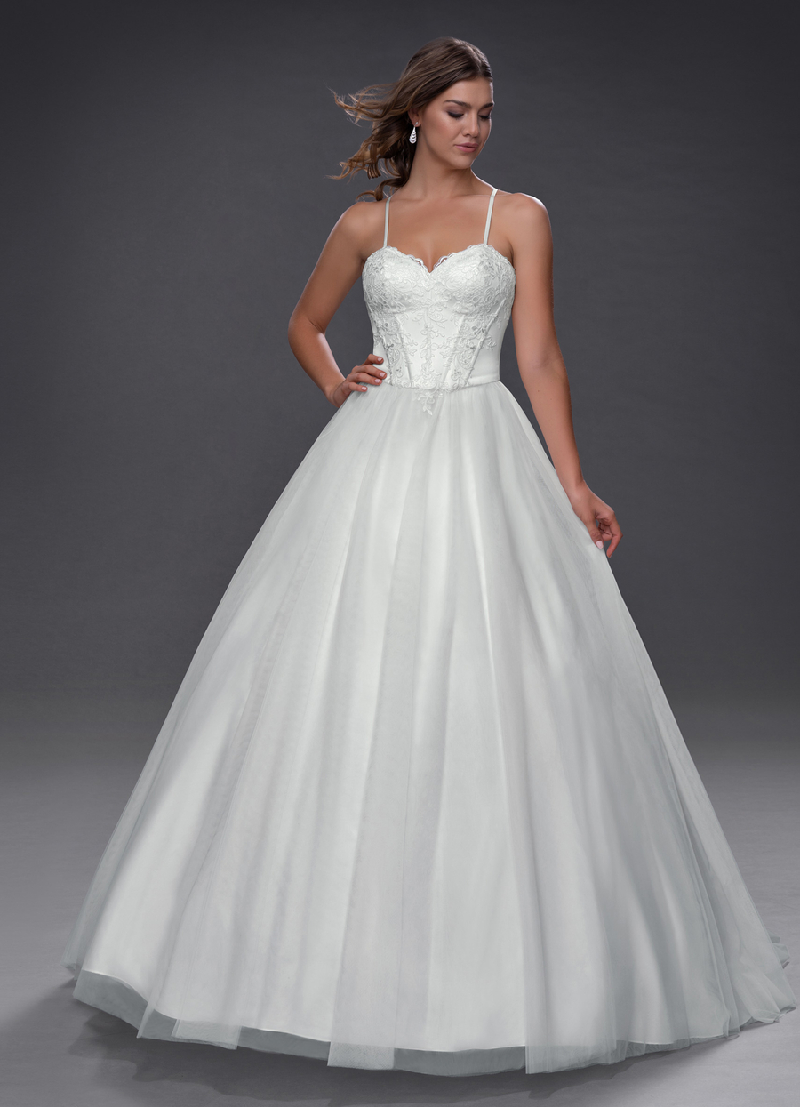 Azazie Sutton Wedding Dress