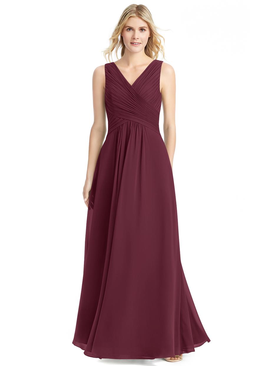 Azazie Flora Bridesmaid Dress