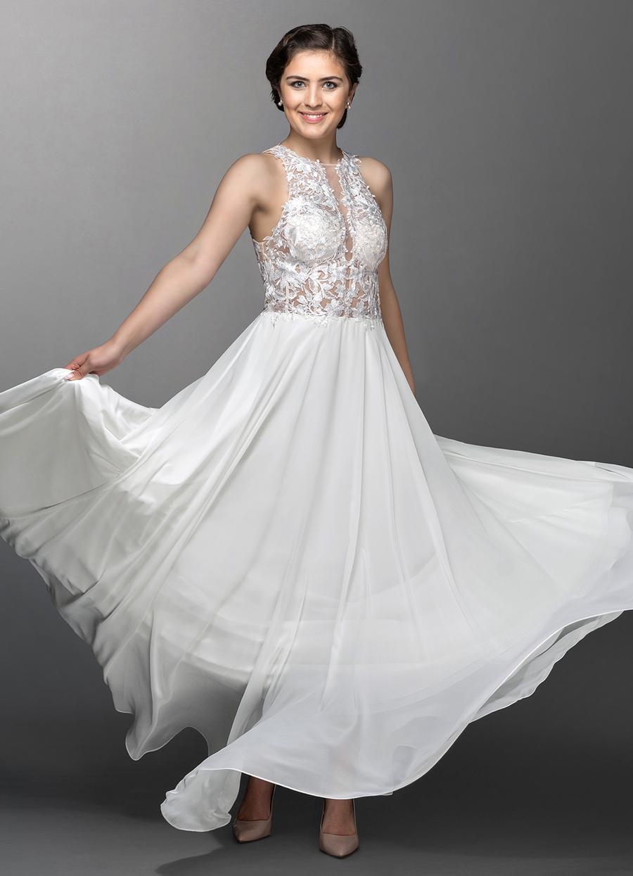 Azazie Redding Wedding Dress
