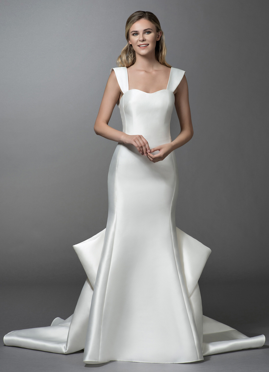 Azazie Nazima Wedding Dress