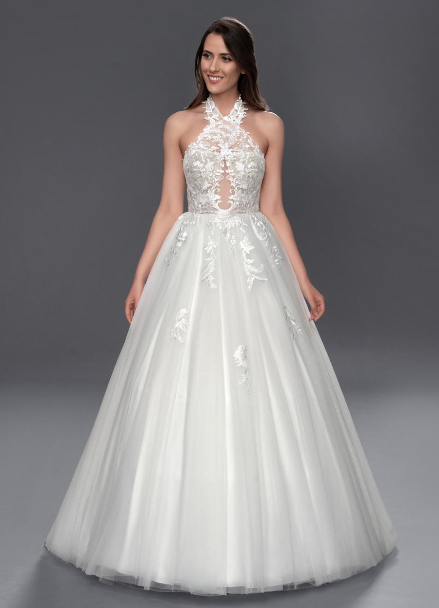 Azazie Milena Wedding Dress