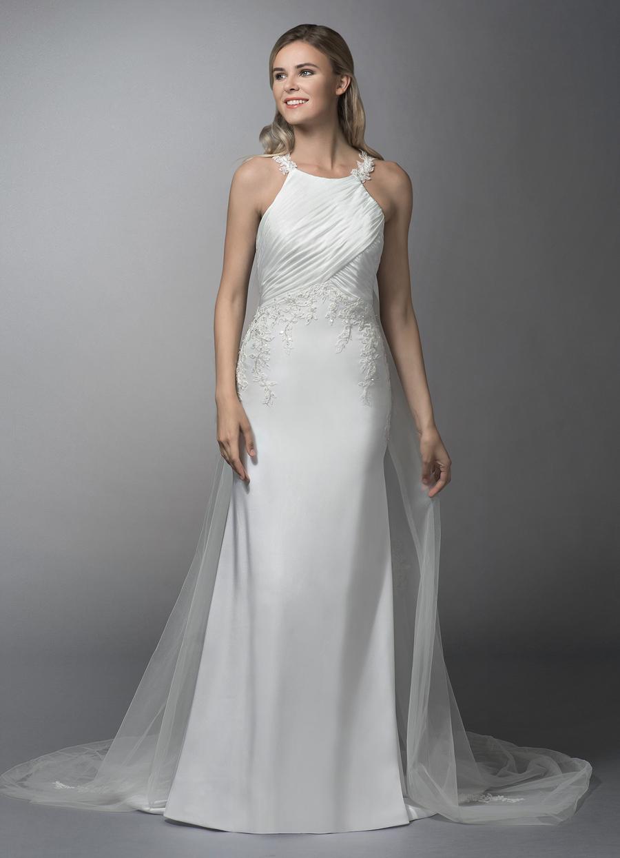 Azazie Cyrus Wedding Dress