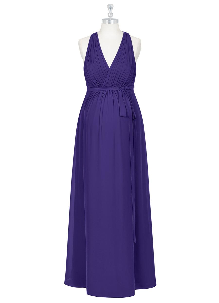 Azazie Athena Maternity Bridesmaid Dress