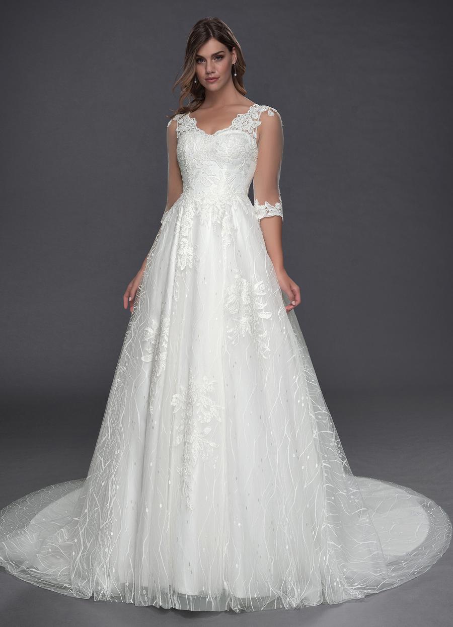 Azazie Ayla Wedding Dress