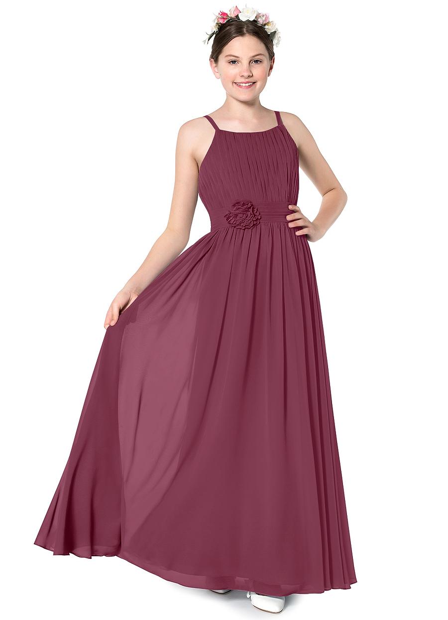 Azazie Astrid Junior Bridesmaid Dress