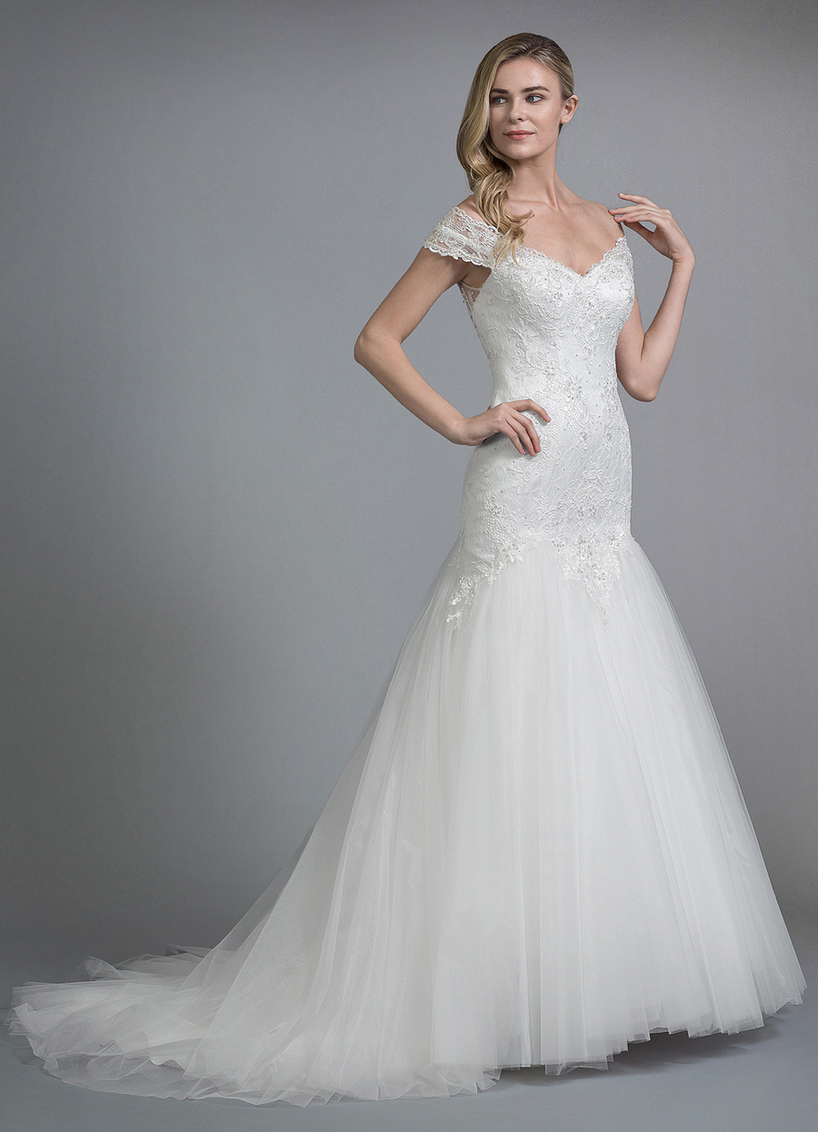 Azazie June Wedding Dress