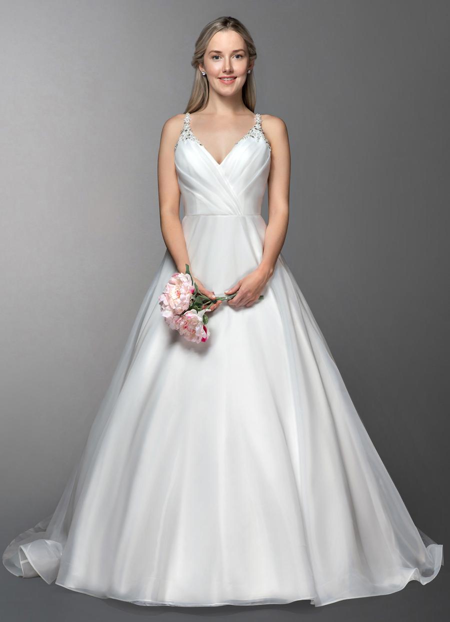 Azazie Vista Wedding Dress