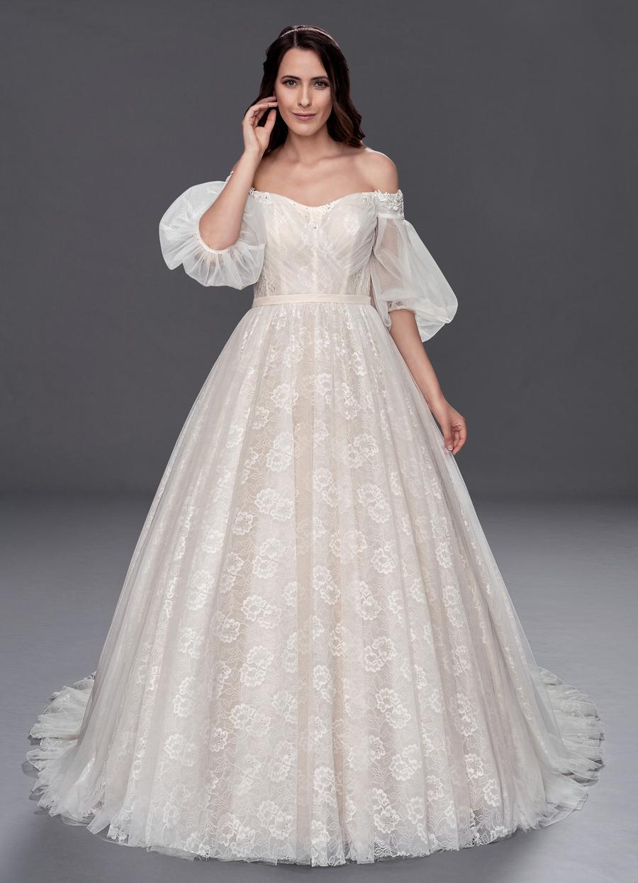 Azazie Vendela Wedding Dress
