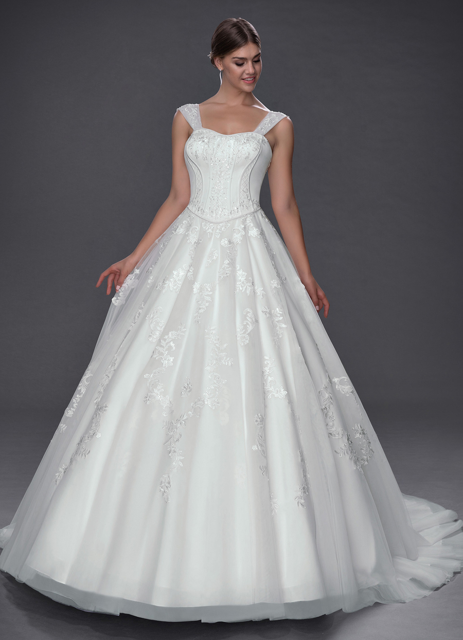 Azazie Erin Wedding Dress