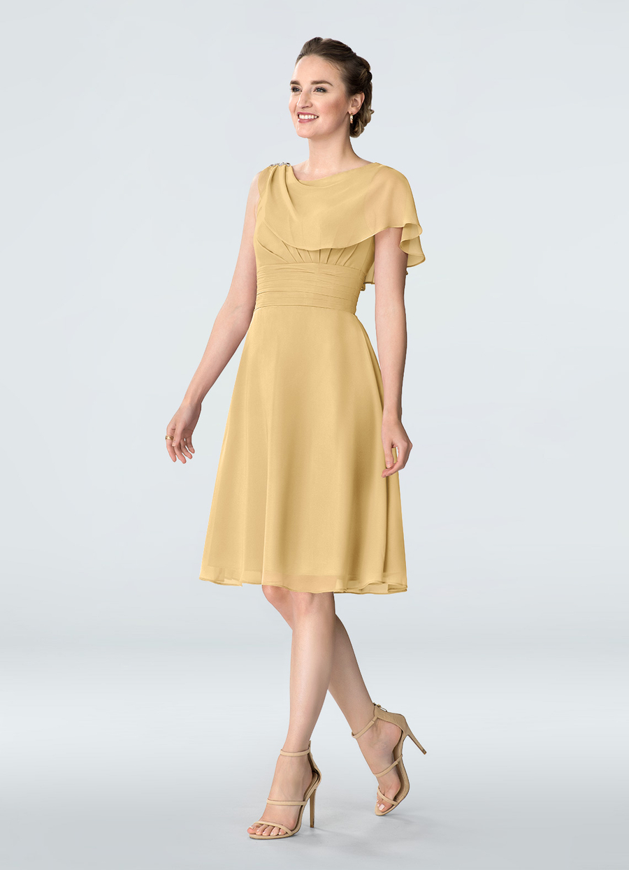 Azazie Keely Mother of the Bride Dress