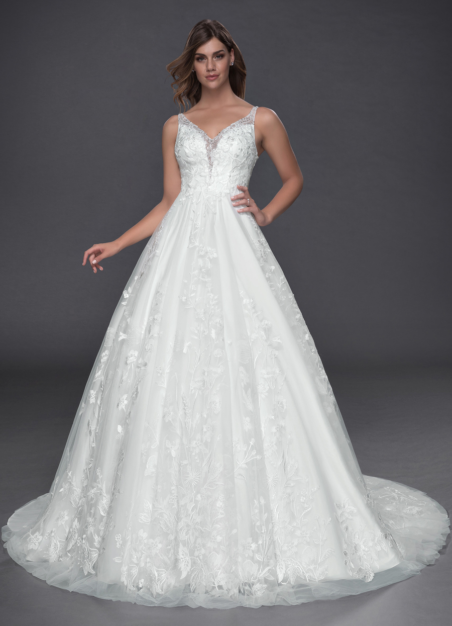 Azazie Clary Wedding Dress