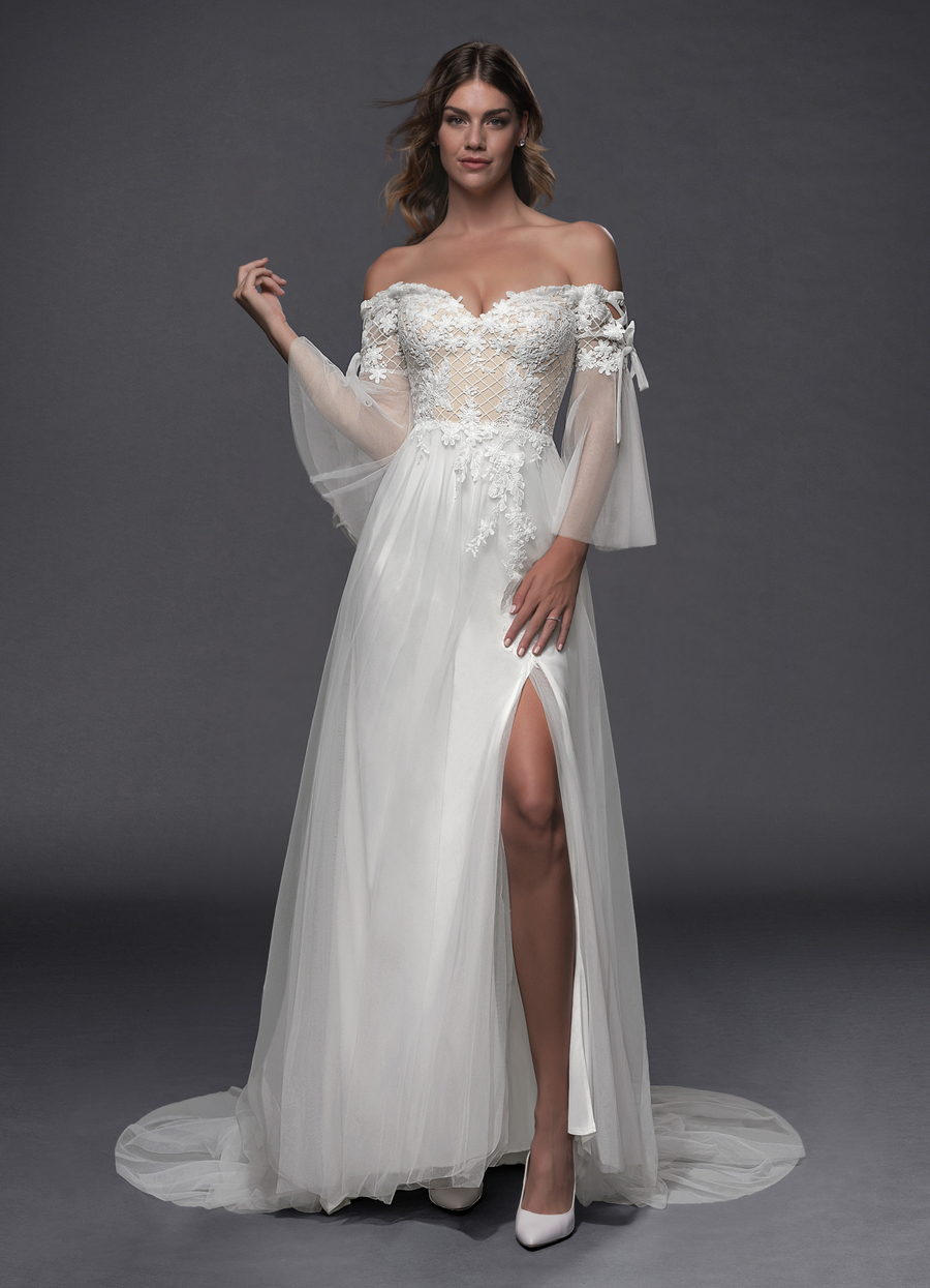 Azazie Stevie Wedding Dress