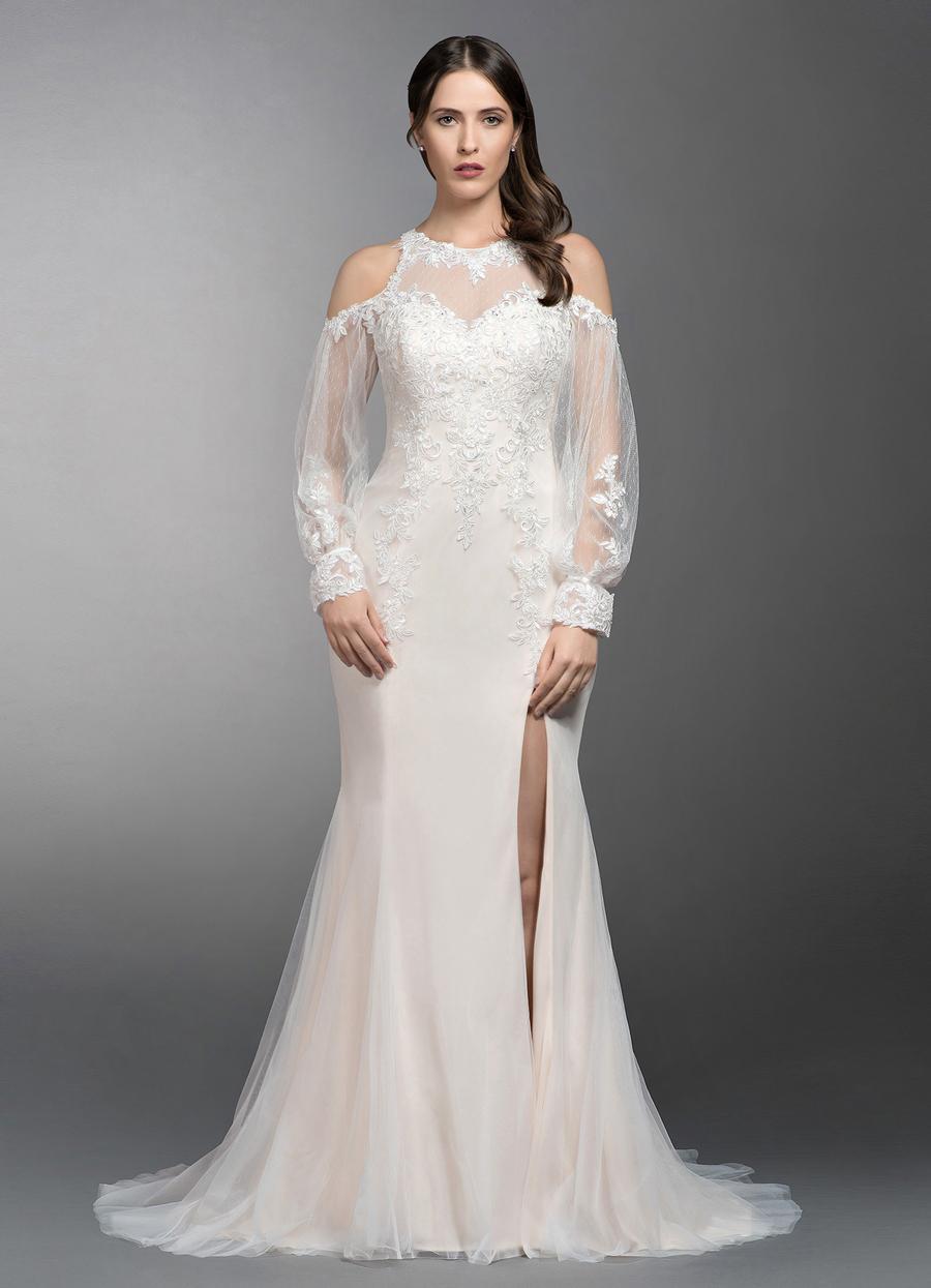 Azazie Josephina Wedding Dress