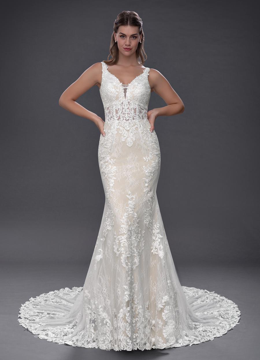 Azazie Ophelia Wedding Dress